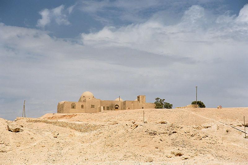 La casa di Carter nella necropoli di Tebe